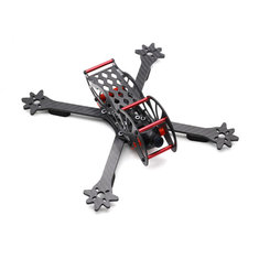 HSKRC Datouyi250 250mm 3K Carbon Fiber 4mm Arm FPV Racing Frame Kit for RC Drone