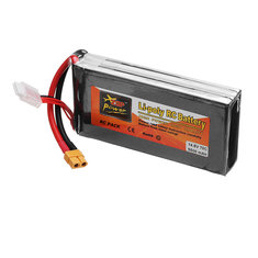ZOP POWER 14.8V 5500mAh 70C 4S Lipo Battery With XT60 Plug For RC Model