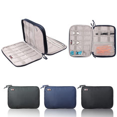 BUBM Double Layer Universal Electronics Accessories Travel bag / Hard Drive Case / Cable organizer - BUBM-Double-Layer-Universal-Electronics-Accessories-Travel-bag--Hard-Drive-Case--Cable-organizer , BUBM Double Layer Universal Electronics Accessories Travel bag / Hard Drive Case / Cable organizer