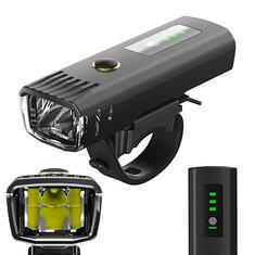 XANES SFL12 650LM German Standard Smart Sensor Bike Light