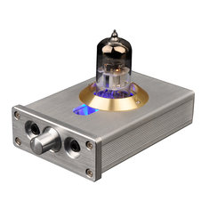 ZHILAI T1 6N11 Tube Valve Multi-Hybrid HIFI Fever Level Audio Headphone Amplifier