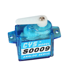 CYS-S0009A 9g Analog Metal Gear Servo for RC Model