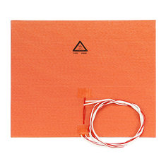 300*300mm 300w 110V/220V Silicone Heated Bed Heating Pad for 3D Printer