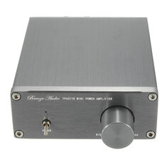 Breeze Audio TPA3116 100W HIFI Stereo Amplifier