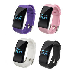 D21 Smart Watch Bracelet Heart Rate Monitor Wristband For Android IOS