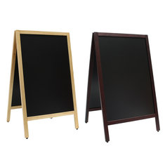 24x39 Inch Double-sided Foldable Pinewood Frame Chalkboard Wedding Shop Sign Memo Message Menu Board - 24x39-Inch-Double-sided-Foldable-Pinewood-Frame-Chalkboard-Wedding-Shop-Sign-Memo-Message-Menu-Board , 24x39 Inch Double-sided Foldable Pinewood Frame Chalkboard Wedding Shop Sign Memo Message Menu Board , banggood.com