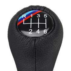 6 Speed Gear Shift Knob For BMW E92 E91 E90 E60 E46 E39 E36 M3 M5 M6