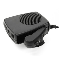 200W 12V/24V Car Heater Fan Cooler Dryer Defroster Demister with Handle