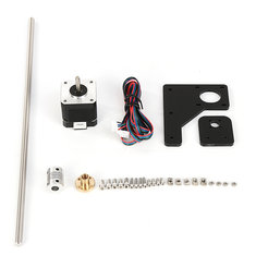 TEVO® Tarantula Dual Z-Axis Upgrade Kit  With Stepper Motor & T8 Lead Screw for 3D Printer
