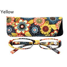 79a8c26308 Unisex Lightweight Colorful Clear Lens Reading Glasses