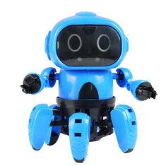 MoFun DIY6足掛け赤外線検出障害物回避歩行ロボット