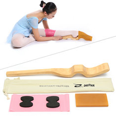 IPRee™ Ballet Foot Stretcher Fitness Arch Enhancer Elastic Band Foam Pad For Dance Gymnastics