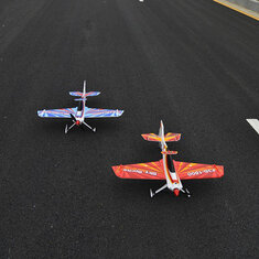 Sky Sprite F3D-1000 1000mm Wingspan EPO 15E 3D Aerobatic RC Airplane PNP
