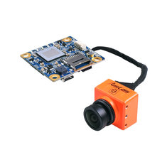 RunCam Split 3 FOV 165 Degree Without WIFI FPV Camera Orange/Black for RC Drone