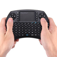 iPazzPort KP21BT Bluetooth Wireless Touchpad Keyboard For PC Android TV Box