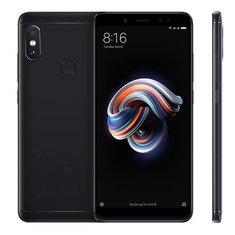 XiaomiRedmiNote5GlobalVersion 5,99 дюйма 3 ГБ RAM 32GB ПЗУ Snapdragon 636 Octa core 4G Смартфон