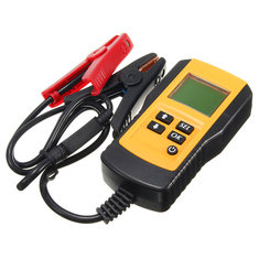 Digital 12V Car Battery Tester Automotive Battery Load Tester And Analyzer