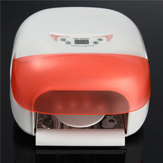 36W Pro Autoinductive Nail Dryer UV Gel Lamp Curing Light with Fan Manicure Device 220-240V