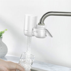 Xiaomi P hilips Faucet Water Filter Kitchen Bathroom Sink Faucet Tap Filtration Water Cleaner Purifier