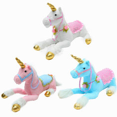 85 cm Stuffed Unicorn Soft Giant Plush Animal Toy Soft Animal Doll