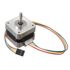 Nema 17 42mm 12V Hybrid Two Phase Stepper Motor For 3D Printer