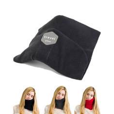 Comfortable Hammock Effect Hold Neck Support Outdoor Travel Pillow