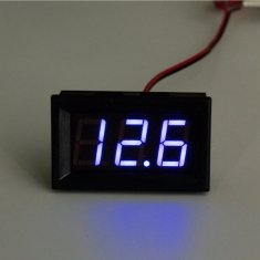 Dc volt amp meter buy cheap dc volt amp meter from banggood 330v dc 04 inch voltmeter board led amp digital volt meter gauge fandeluxe Image collections