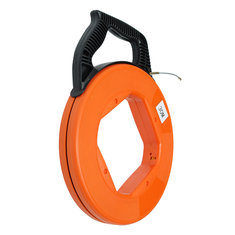 30M Fiberglass Fish Tape For Pulling Wire and Cable
