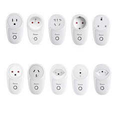 SONOFF® S26 Smart WIFI Socket Work With Alexa