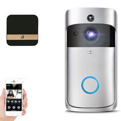 Wifi Samrt Video Doorbell Intercom PIR Detection Cloud Storage