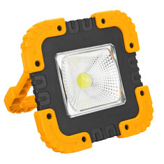 50W 1000LM Solar LED Work Light Rechargeable Camping Lamp