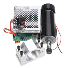 Machifit 500W Spindle Motor with Clamp and Speed Governor