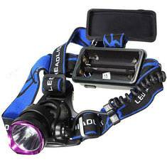 XM-L T6 Bike Bicycle LED Adjustable Headlight Headlamp