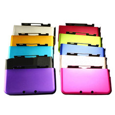 Multicolor Aluminum Hard Metal Case Cover Shell For 3DS XL LL