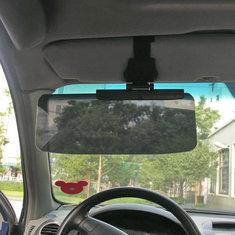 a658192450afe Van carro extensão viseira sombra de sol espelho janela reflexo protetor  solar