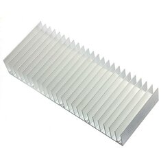 150 x 60 x 25mm Aluminum Heatsink Heat Sink Cooling For Chip IC LED