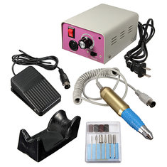 110V Electric Professional Nail Art Manicure Pedicure Set