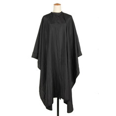 Pro Black Barbers Salon Hair Cutting Cape