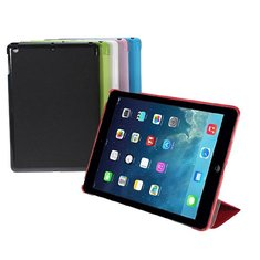 Ultra Slim Smart Magnetic Leather Gel Case Cover For iPad Air