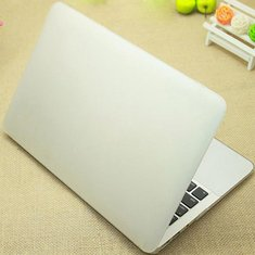 Plastic Hard Matte Coated Case For 15 Inch Retina Macbook Pro