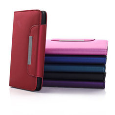 Flip Wallet Leather Case For Samsung Galaxy S5 I9600