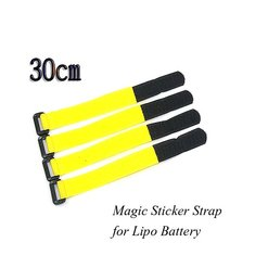 Nylon Magic Sticker Strap 2cm*30cm for Lipo Battery