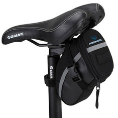 Roswheel Cycling 1L Bike Bicycle Rear Seat Saddle Tail Bag Pouch