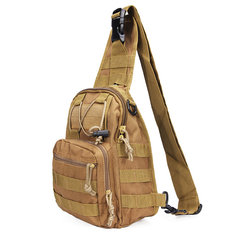 Men Outdoor Sport Crossbody Sling Shoulder Chest Bag