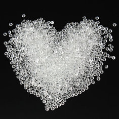 2000Pcs Crystals Diamonds Wedding Decorations