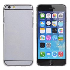 Transparent Shell Plastic Protective Hard Case Cover For iPhone 6