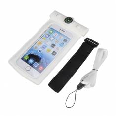 Waterproof Sealed Pouch Dry Bag Case With Compass Strap Arm Band For Mobile Phone