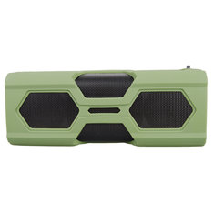 PT-390A IPX4 Waterproof Shockproof 5W Wireless bluetooth NFC Speaker