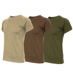Mens Training Short-Sleevet-shirts Casual 100% Cotton Sportswear