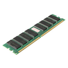 1GB DDR 400 PC3200 Non-ECC Low Density Desktop Computer DIMM Memory RAM 184 pins
